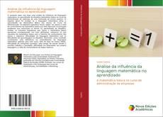 Bookcover of Análise da influência da linguagem matemática no aprendizado
