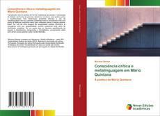 Обложка Consciência crítica e metalinguagem em Mário Quintana