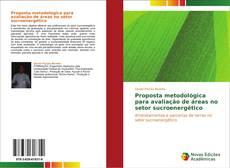 Capa do livro de Proposta metodológica para avaliação de áreas no setor sucroenergético