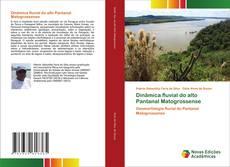 Capa do livro de Dinâmica fluvial do alto Pantanal Matogrossense