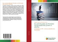 Portada del libro de As contribuições do Pronatec na formação dos jovens e adultos