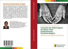 Capa do livro de Consulta de Enfermagem ao Idoso: Uma Compreensão Fenomenológica