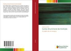 Capa do livro de Carlos Drummond de Andrade