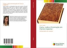 Borítókép a  Carta, Lição e Encenação em Clarice Lispector - hoz