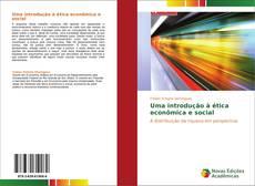 Portada del libro de Uma introdução à ética econômica e social