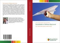 Sociedade e Defesa Nacional kitap kapağı