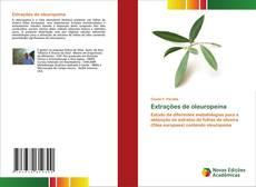 Couverture de Extrações de oleuropeína