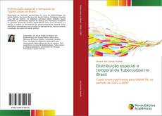 Capa do livro de Distribuição espacial e temporal da Tuberculose no Brasil