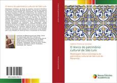 Обложка O léxico do patrimônio cultural de São Luís