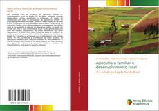 Portada del libro de Agricultura familiar e desenvolvimento rural