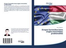 Обложка Eiropas Savienības loma ungāru minoritātes problemātikā