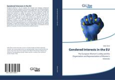 Copertina di Gendered Interests in the EU