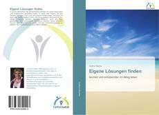 Bookcover of Eigene Lösungen finden