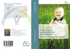 Bookcover of FAQs aus der kinderärztlichen Sprechstunde