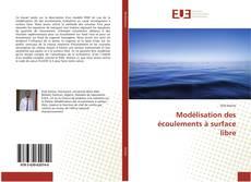 Обложка Modélisation des écoulements à surface libre