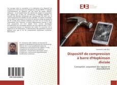 Borítókép a  Dispositif de compression à barre d'Hopkinson divisée - hoz