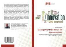 Couverture de Management fondé sur les connaissances