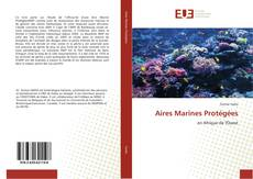 Bookcover of Aires Marines Protégées