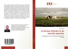 Borítókép a  Le bureau d'études et de conseils agricoles - hoz