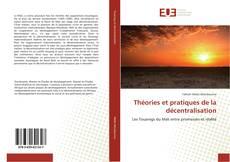 Portada del libro de Théories et pratiques de la décentralisation
