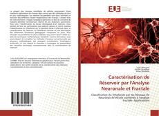 Bookcover of Caractérisation de Réservoir par l'Analyse Neuronale et Fractale