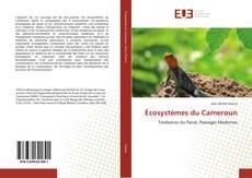 Couverture de Écosystèmes du Cameroun