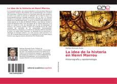 Portada del libro de La idea de la historia en Henri Marrou