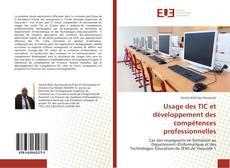Borítókép a  Usage des TIC et développement des compétences professionnelles - hoz