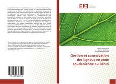 Copertina di Gestion et conservation des ligneux en zone soudanienne au Bénin