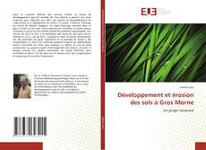 Développement et érosion des sols à Gros Morne的封面