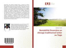 Copertina di Rentabilité financière en élevage traditionnel laitier au Togo