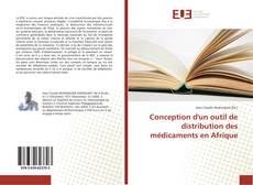 Обложка Conception d'un outil de distribution des médicaments en Afrique