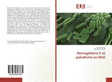 Couverture de Hemoglobine S et paludisme au Mali