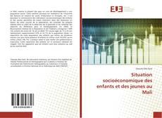 Bookcover of Situation socioéconomique des enfants et des jeunes au Mali