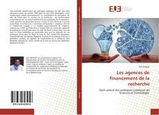 Les agences de financement de la recherche kitap kapağı