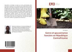 Bookcover of Genre et gouvernance foncière en République Centrafricaine