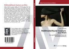Bookcover of Ma?mode/Haute Couture aus Wien