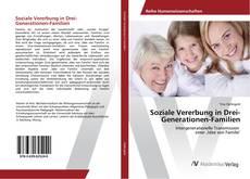 Portada del libro de Soziale Vererbung in Drei-Generationen-Familien