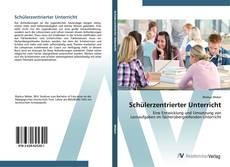 Portada del libro de Schülerzentrierter Unterricht