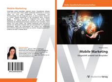 Bookcover of Mobile Marketing