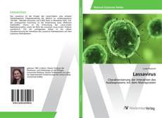 Capa do livro de Lassavirus