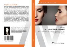 Borítókép a  20 Jahre rosa Schleife - hoz