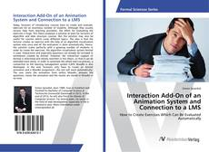 Buchcover von Interaction Add-On of an Animation System and Connection to a LMS