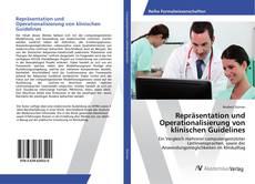 Обложка Repräsentation und Operationalisierung von klinischen Guidelines