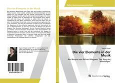 Capa do livro de Die vier Elemente in der Musik