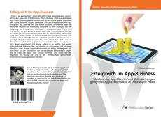 Bookcover of Erfolgreich im App-Business