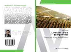 Borítókép a  Landraub für die Energiewende - hoz