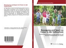 Bewegung und Sport im Freien in der Volksschule kitap kapağı