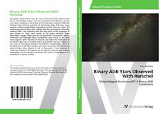 Bookcover of Binary AGB Stars Observed With Herschel