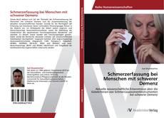 Buchcover von Schmerzerfassung bei Menschen mit schwerer Demenz